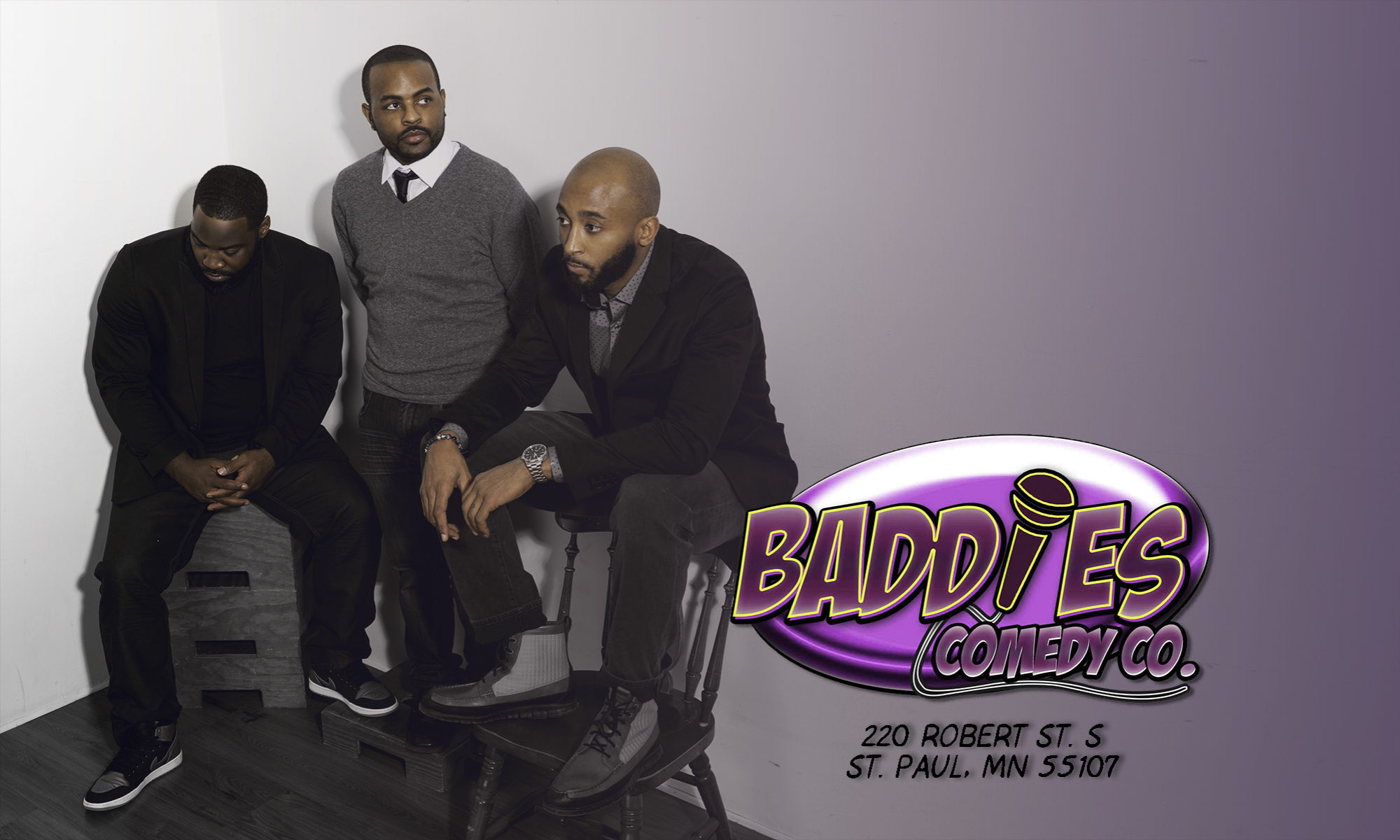 Baddies Comedy Co.